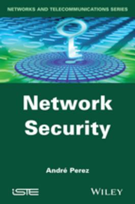 book cover: Network Security