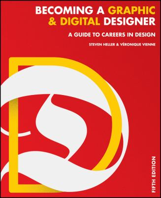 Becoming a Graphic and Digital Designer Cover