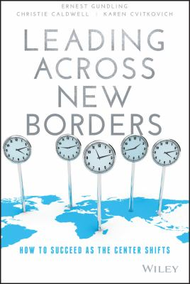 Book jacket for Leading Across New Borders