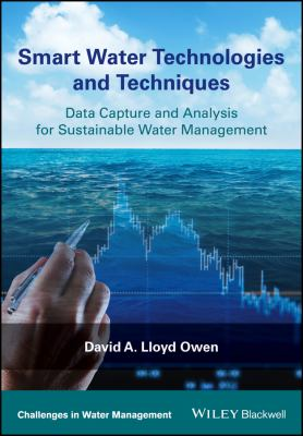 Book Cover: Smart Water Technologies and Techniques