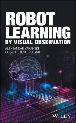book cover: Robot Learning by Visual Observation