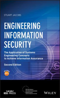 book cover: Engineering Information Security