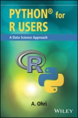 book cover: Python for R Users