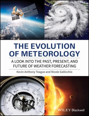 book cover: The Evolution of Meteorology
