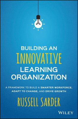 Book jacket for Building an Innovative Learning Organization