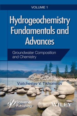 Book Cover : Hydrogeochemistry fundamentals and advances