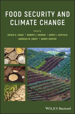 book cover for Food Security and Climate Change