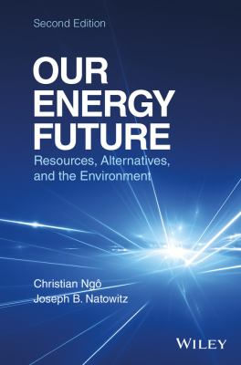 Book Cover : Our Energy Future