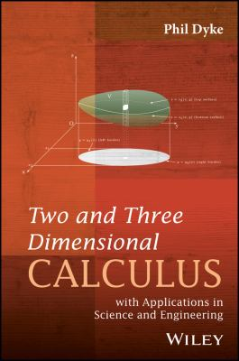 book cover: Two and Three Dimensional Calculus