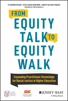 From Equity Talk to Equity Walk book cover