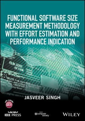 book cover: Functional Software Size Measurement Methodology with Effort Estimation and Performance Indication