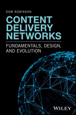 book cover: Content Delivery Networks