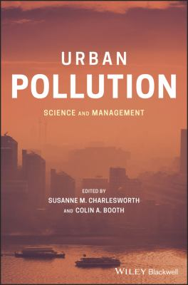 book cover:  Urban Pollution