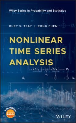 book cover:Nonlinear Time Series Analysis