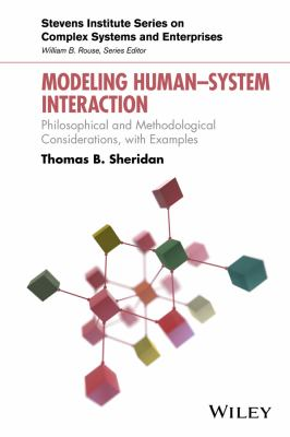 book cover: Modeling Human-System Interaction