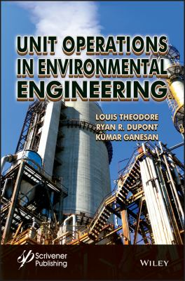 Book Cover: Unit Operations in Environmental Engineering