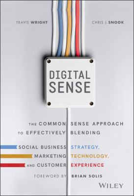 Digital Sense Cover Art