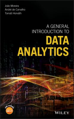 book cover: A General Introduction to Data Analytics