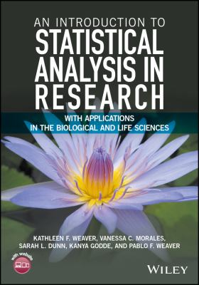 Book cover: An Introduction to Statistical Analysis in Research