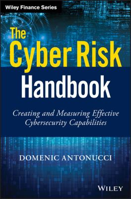 book cover: The Cyber Risk Handbook