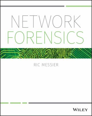 book cover:  Network Forensics