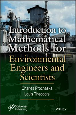 Book Cover: Intorduction to Mathematical Methods for Environmental Engineers and Scientists