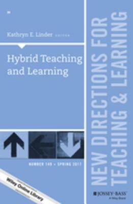 [Book Cover] Hybrid Teaching and Learning