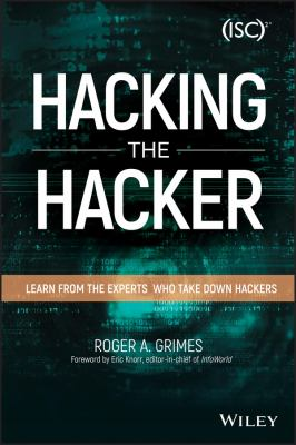 book cover: Hacking the Hacker