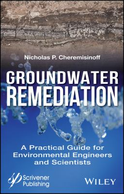 book cover: Groundwater Remediation