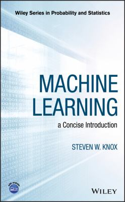 book cover: Machine Learning