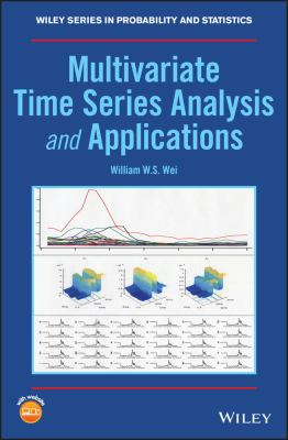 book cover: Multivariate Time Series Analysis and Applications
