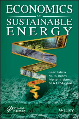 book cover: Economics of Sustainable Energy