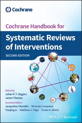 Cover of Cochrane Handbook for Systematic Reviews of Interventions