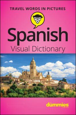 Spanish visual dictionary for dummies.