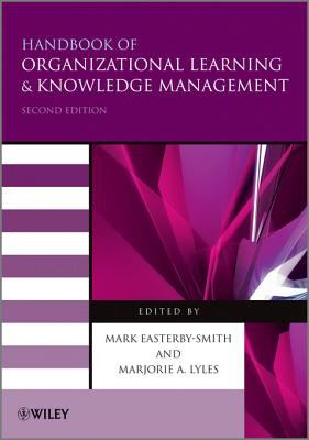 Book jacket for Handbook of Organizational Learning and Knowledge Management