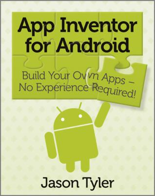 book cover: App Inventor for Android