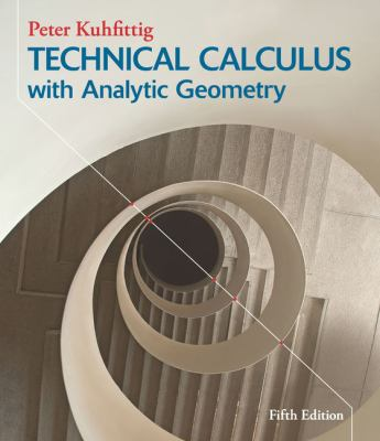 Technical Calculus with Analytic Geometry (Cover Art)