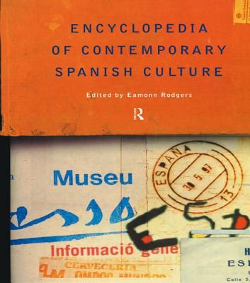 cover of Encyclopedia of Contemporary Spanish Culture
