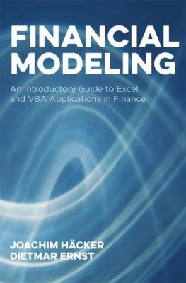 book cover: Financial Modeling