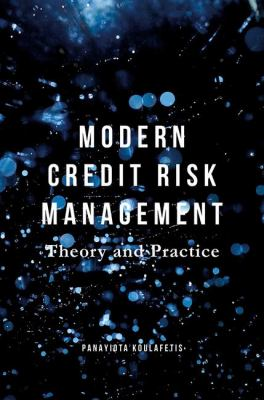 book cover: Modern Credit Risk Management