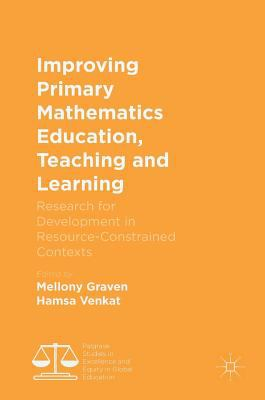 book cover: Improving Primary Mathematics Education, Teaching and Learning
