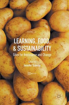 book cover for Learning, Food, and Sustainability