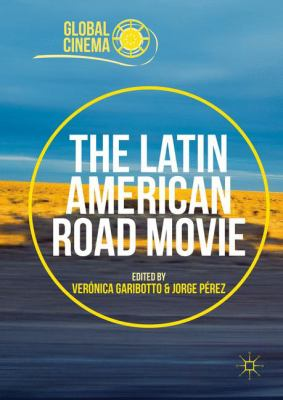 Book Cover : The Latin American Road Movie