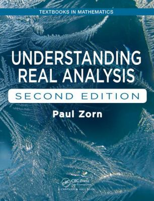 book cover: Understanding Real Analysis
