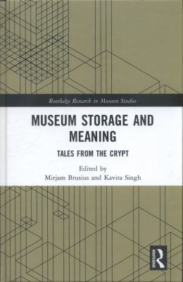 Museum Storage and Meaning, 2018