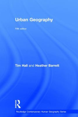 Urban Geography Cover