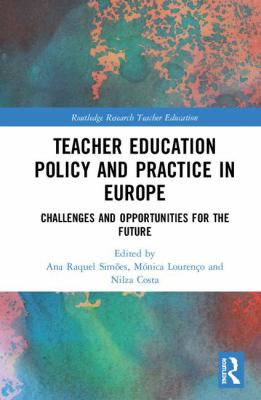 Cover image of Teacher Education Policy and Practice in Europe
