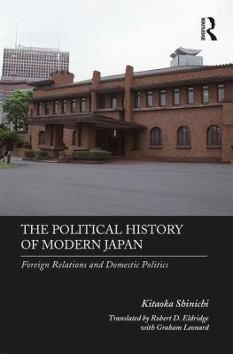 Cover Art for The Political History of Modern Japan