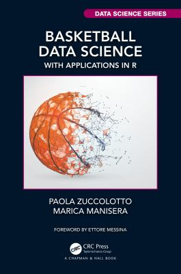 book cover: Basketball Data Science