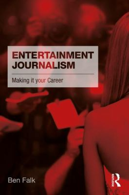 Entertainment Journalism Cover